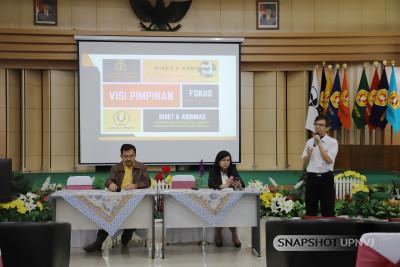 Penelitian Tepat Sasaran, LPPM Gelar Talkshow Penelitian dan Pengabdian Masyarakat