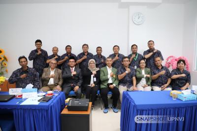 "Pemilihan Dekan Fakultas Teknik UPN ""Veteran"" Jakarta Periode 2019 - 2023"
