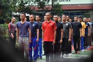 Pelatihan Dasar Security untuk keamanan dilingkungan UPNVJ