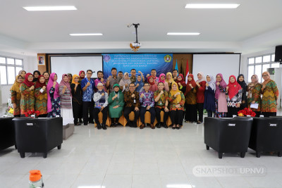 Fikes UPNVJ Gelar Pertemuan AIPTKMI Regional DKI Jakarta, Banten dan Jawa Barat