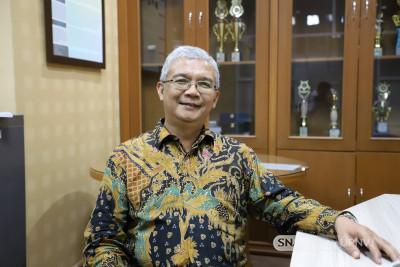 """Dr. R. Dudy Heryadi terpilih menjadi Dekan Fakultas Ilmu Sosial & Politik  UPN """"Veteran"""" Jakarta periode 2019-2023"""