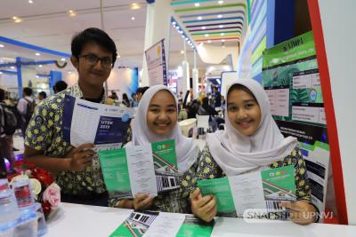 Sosialisasi Education Expo JCC 2019