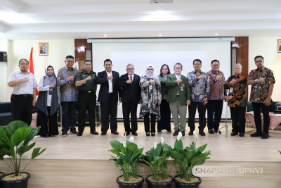 "Fakultas Hukum UPNVJ menggelar National Conference On Law Studies (NCOLS) 2019 dengan tema ""Law and Humanity in Digital Era""."