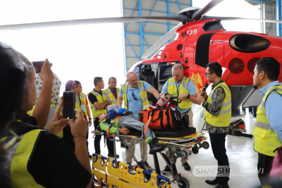 Pertama di Indonesia, UPNVJ Gelar Pelatihan Helicopter Emergency Medical Services
