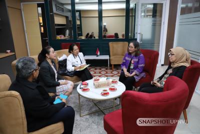 RS Jantung Diagram akan Jalin Kerjasama dengan UPN Veteran Jakarta
