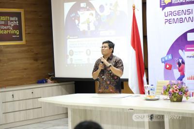 FISIP UPNVJ Tandatangani PKS dengan Akurat.co
