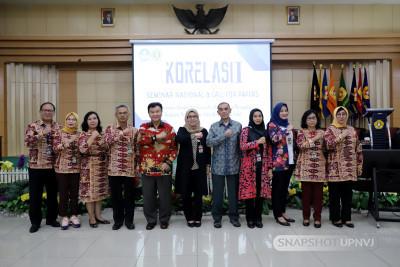 Korelasi 1 Seminar Nasional & Call for Papers