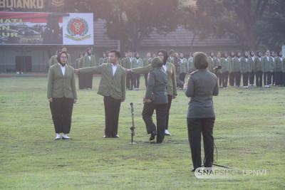 Pelatihan Kesehatan Matra Kerjasama Fakultas Ilmu Kesehatan dan TNI AD