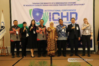 UPN Veteran Jakarta Gelar Internasional Conference On Health Development (ICHD)
