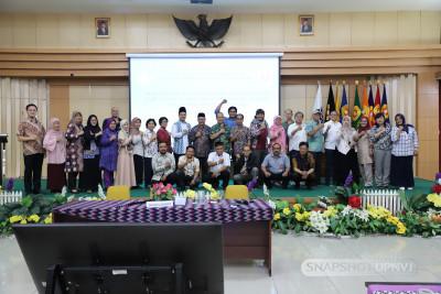 22 Workshop membuat konten pembelajaran dengan pemanfaatan e-learning LP3M
