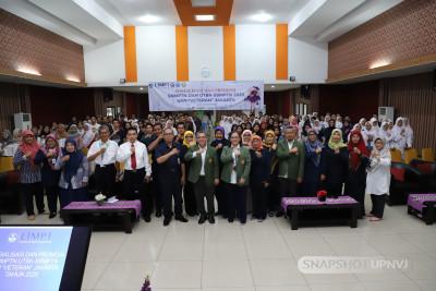 UPNVJ Gelar Sosialisasi SN-SBMPTN-UTBK Terbaru Tahun 2020